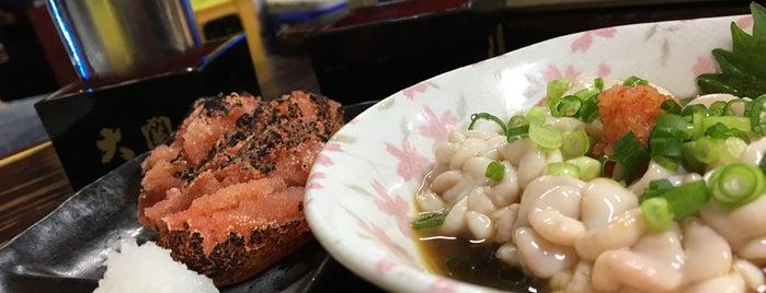 かがやす is one of 旨い焼鳥もつ焼きホルモン焼き2.