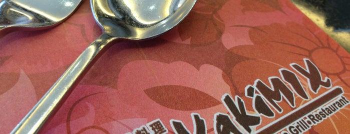 YakiMix Sushi & Smokeless Grill is one of Locais curtidos por Joco.
