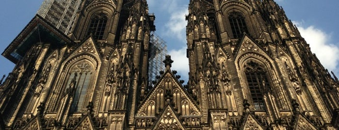 Catedral de Colonia is one of Köln.