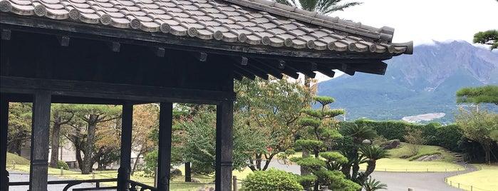 望嶽楼 is one of 西郷どんゆかりのスポット.