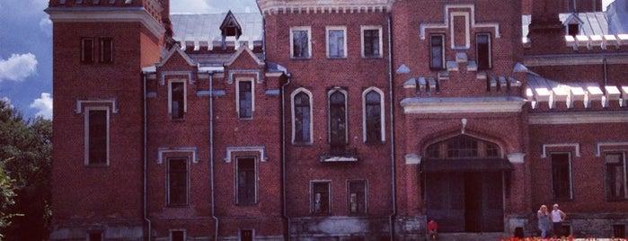 Дворец Ольденбургских is one of Russia10.