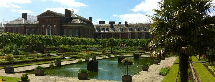 Kensington Gardens is one of Kensington List.
