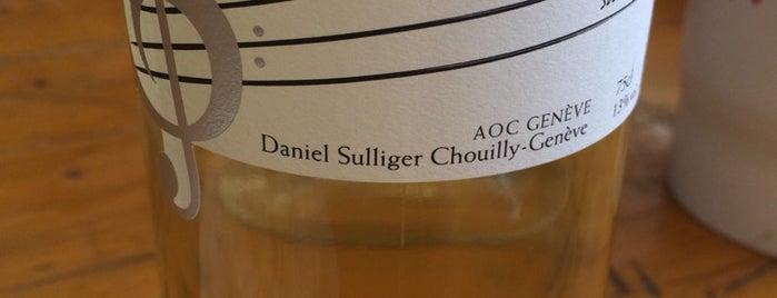 Domaine de la Cle de Sol is one of Geneva wineries.