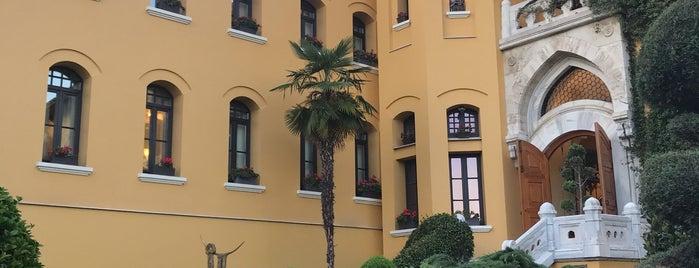 Ottoman's Life Hotel Deluxe is one of volkan'ın Beğendiği Mekanlar.