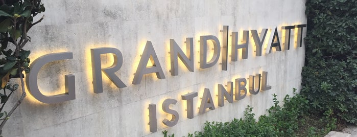 Grand Hyatt Istanbul is one of Istanbul.