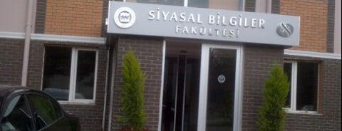 Siyasal Bilgiler Fakültesi is one of HASAN OSES.