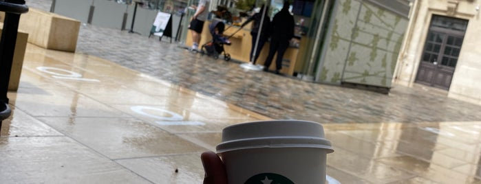 Starbucks is one of Bordeaux Food & Drink.