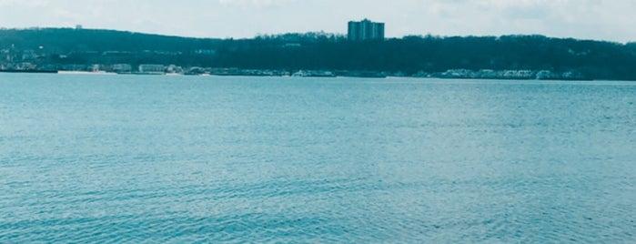 Sandy Hook Beach D is one of Summer 14.