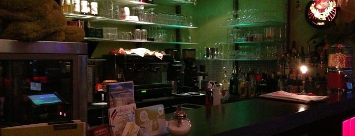 froschkönig cafe.bar.lounge is one of Drinks - Barometer 2014.