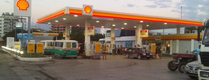Shell is one of Locais curtidos por Mustafa.