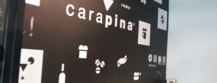 Carapina is one of Locais salvos de Ilaria.