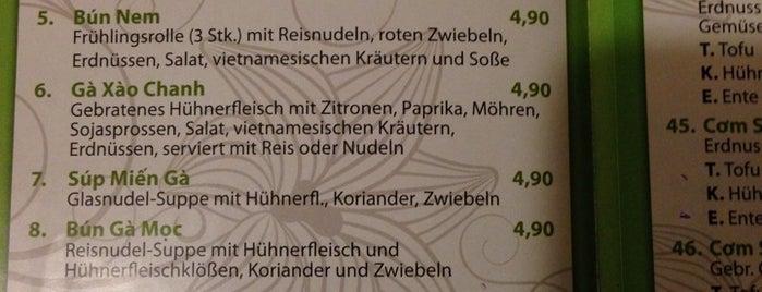 Pho H&D is one of Berlin been3.