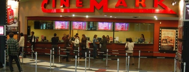 Cinemark is one of Lieux qui ont plu à rafa.