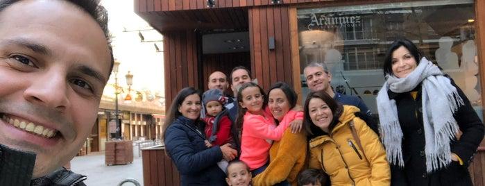 Aranjuez Steak House is one of Orte, die jordi gefallen.
