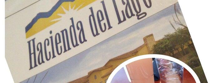 Hacienda del Lago is one of Tucson.