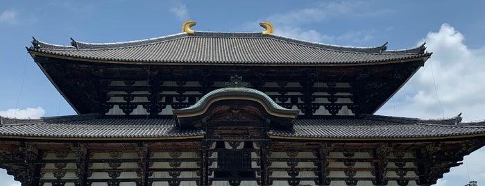 Vairocana Buddha (Nara no Daibutsu) is one of Lieux qui ont plu à Thiago.