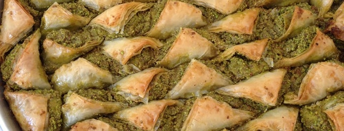 Baklavacı Zeki İnal is one of Antep.
