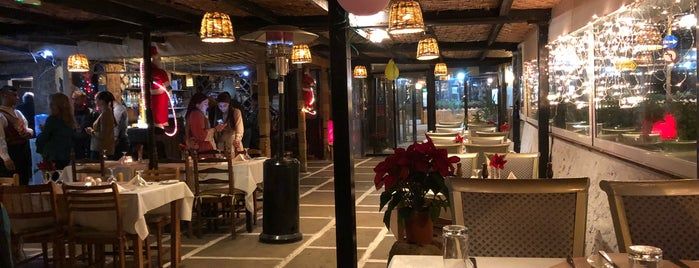 Demokritos Restaurant is one of CYPRUS.