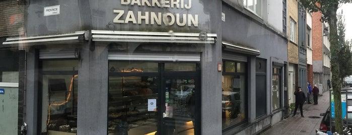 Bakkerij Kleinblatt is one of Antwerpen.