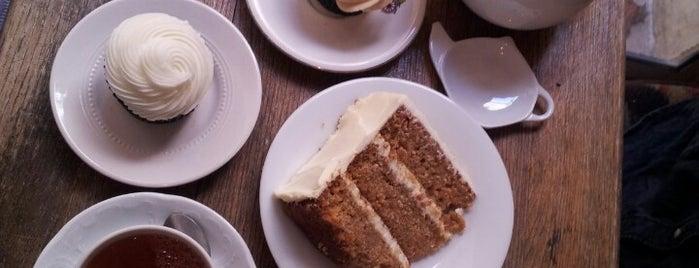Paris // Tea, Cake, Coffee & More
