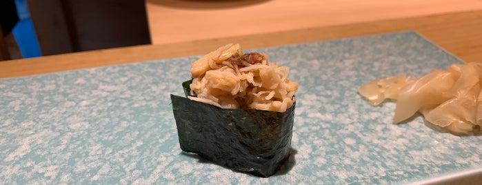 神楽坂 鮨 りん is one of Tokyo.