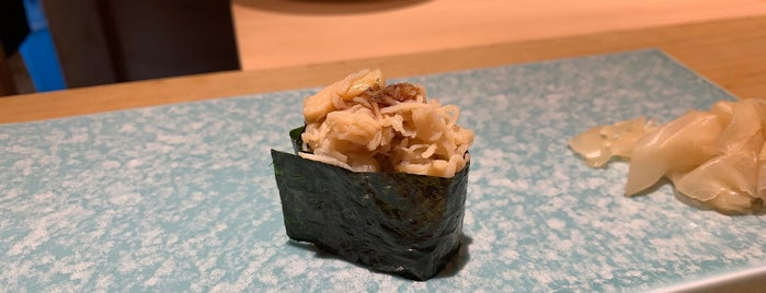 Kagurazaka Sushi Rin is one of Tokyo.