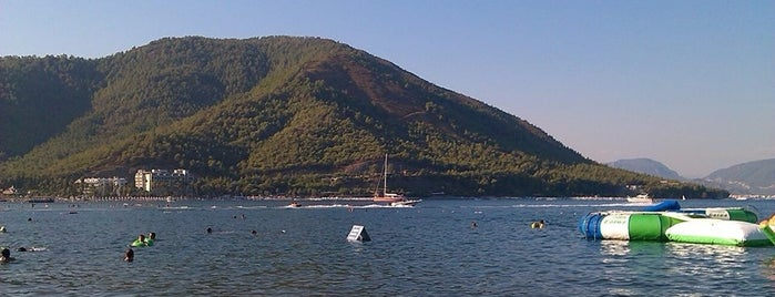 Marmaris Sahil is one of Best places.