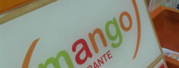 Mango Restaurante is one of Best Ice Cream Places.