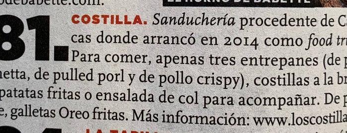 Los Costilla is one of Retiro.