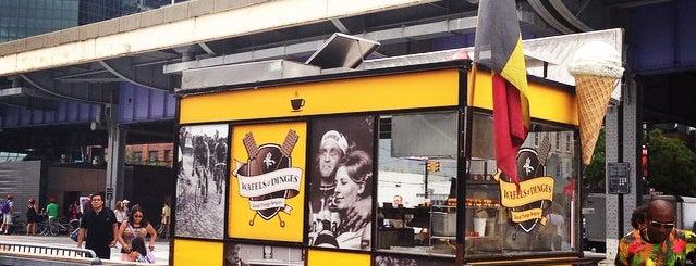 Belgium Waffles is one of Denis'in Kaydettiği Mekanlar.