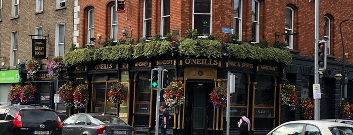 O'Neills Victorian Pub and Townhouse is one of Dublin.
