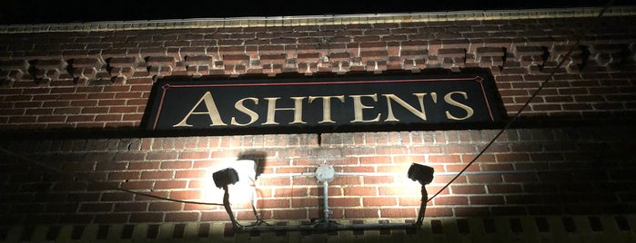 Ashten's is one of Southern Pines Localista Favorites.