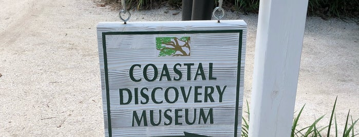 Coastal Discovery Museum At Honey Horn is one of Wishlist.