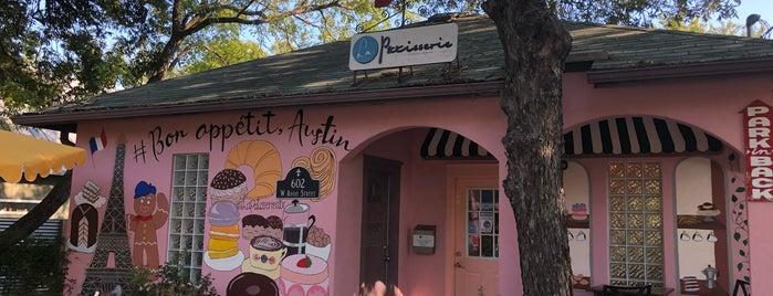 La Pâtisserie is one of Austin + Cedar Park: Coffee/Sweets.