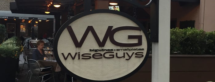 Wiseguys is one of Lowcountry.