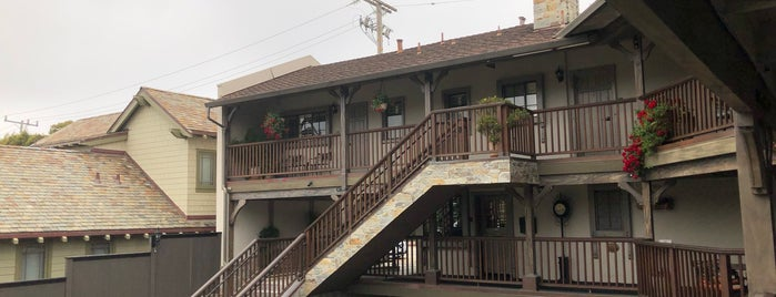 Coachman's Inn is one of LA, SF, LV.