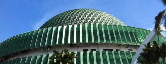 National Science Centre (Pusat Sains Negara) is one of Attraction Places to Visit.