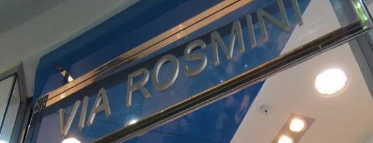 Via Rosmini is one of Providencia.