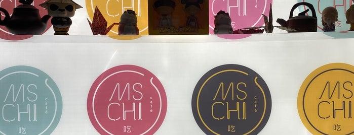 Ms. Chi is one of Dina'nın Beğendiği Mekanlar.