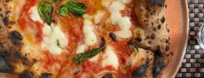 Inferno Pizzeria Napoletana is one of DC - to do.