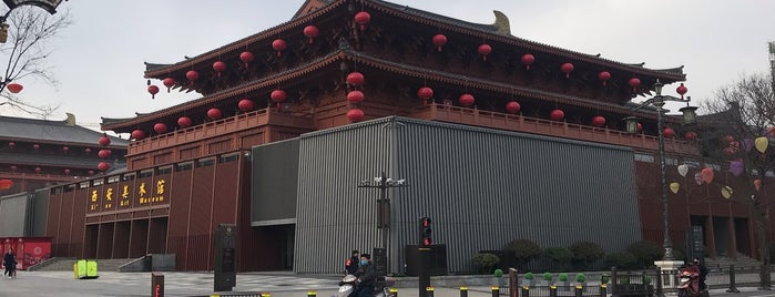 Xi'an Art Museum 西安美术馆 is one of E.さんのお気に入りスポット.