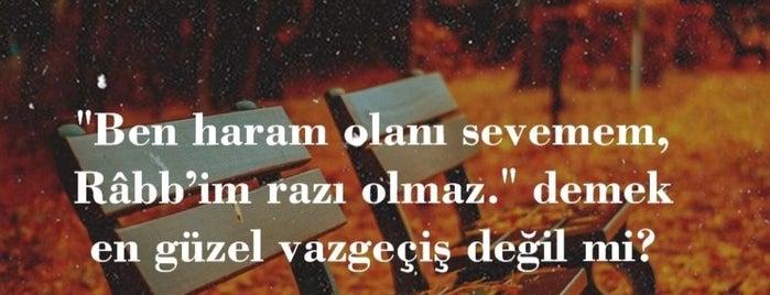 Sarıgazi is one of benim.
