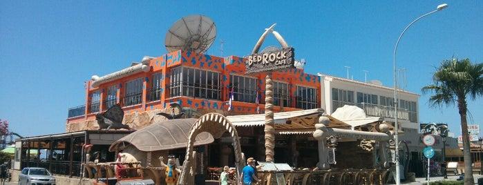Bedrock Cafe is one of Orte, die Mariya gefallen.