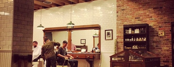 Baxter Finley Barber & Shop is one of LA.