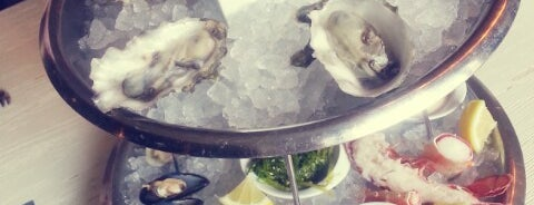 GT Fish and Oyster is one of Chicago.
