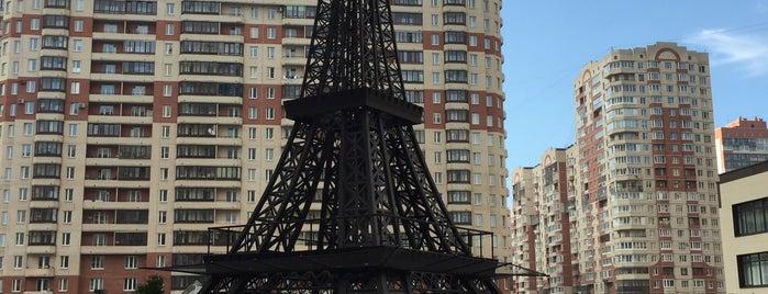 Эйфелева башня is one of Tanya: сохраненные места.