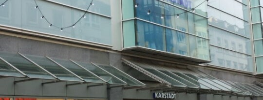 Karstadt is one of Free WIFI.