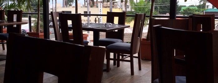 Café Park 16 is one of Locais curtidos por Ye.
