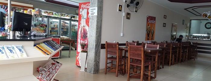 Panificadora Monalisa is one of Evandro : понравившиеся места.