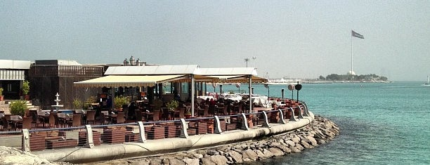 Le Boulanger Cafe is one of Restaurantes de Abu Dhabi.